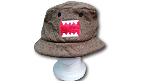 Anime Monster WARM Domo Kun New Brown Winter Beanie Hat Cap