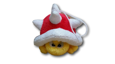 8 cm Super Mario Bros Spiny Koopa Soft Toy Stuffed Animal Doll