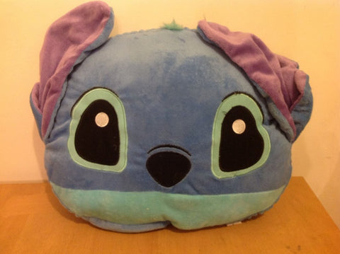 Lilo and Stitch Kawaii Anime Animal Beanie Shake Massage Cushion Furry Plush