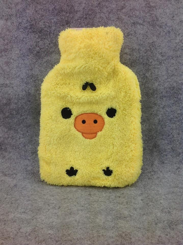 Chicken Rilakkuma Bear Cosplay Furry Soft Plush hot water warming bottle bag