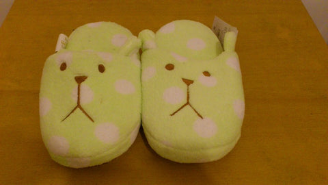 CRAFT Green Dog Cosplay Adult Women Plush Rave Shoes Slippers 10""