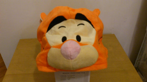 Winnie The Pooh Cute Kawaii Anime Animal Hat Rave Beanie Cap Furry Plush Cosplay Tiger