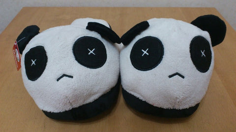 Metoo Panda Style (1) Cosplay Adult Women Plush Rave Shoes Slippers 10""