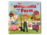 Old MacDonald had a Farm Pop-up Kids Children Baby 3D Popup Book