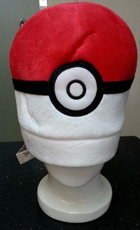 New Nintendo  Pok__mon Trainers Pok__ Ball Cosplay Plush Hat