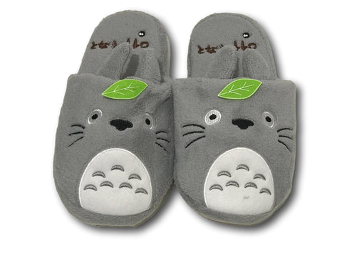 Japanese Cartoon Totoro Anime Warm Cutie Unisex Cosplay Adult Slippers