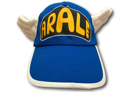 Unisex Dr.Slump Arale Angel Wings Snapback Hat Baseball Cap for Adult Kids BLUE