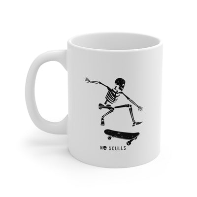 Skating Mug 11oz - noscullscoffee