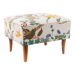 Carl Malmsten - fabric stool