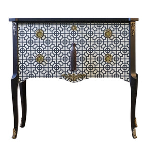 (203-1) Art Deco Commode (DaVinci)