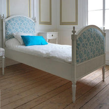 Classic Hand Carved Bed - in situ