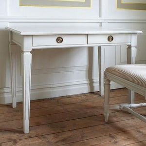 Gustavian desk table