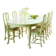 Rococo Dining Table with chairs