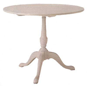 Provence Folding Supper Table - painted
