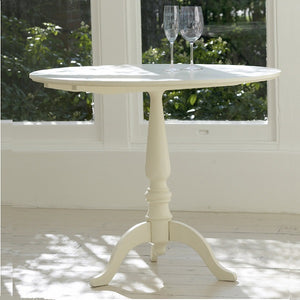 Provence Folding Supper Table - detail