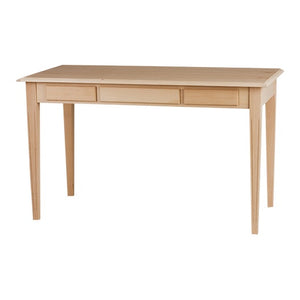 Gustavian 3 drawer desk