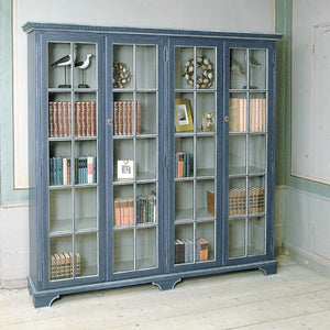 Gustav Double Bookcase - detail