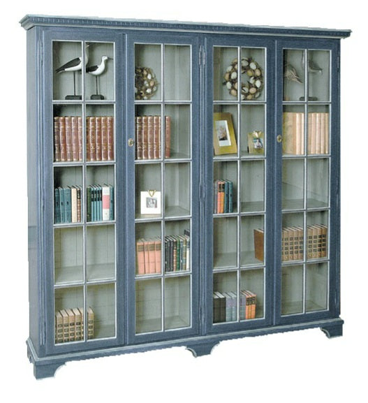 Gustav Double Bookcase