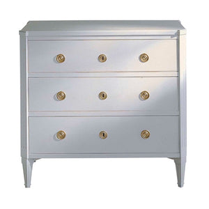 Freidrick 3 Chest of Drawers - hand painted finish