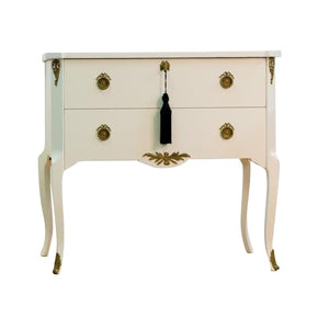 (219-2) Classic Gustavian Louis XV Style Chests (DaVinci)