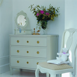 Freidrick 3 Chest of Drawers - in situ