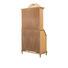 French Beech Secretaire