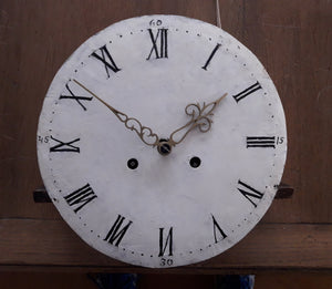 Mora Clock Face and Mechanism