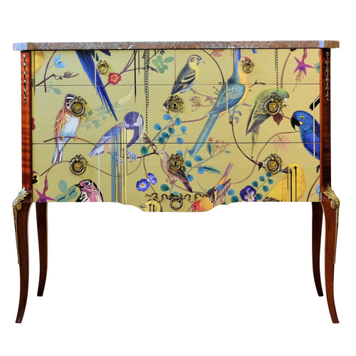 (102) Christian Lacroix Louis XV Commode (DaVinci)