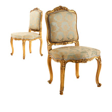 Antique Louis XV Style Chairs - side