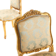 Antique Louis XV Style Chairs - backs