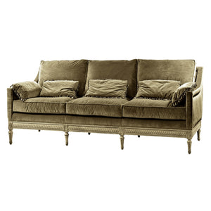 Classic Marie 3 Seater Sofa - detail