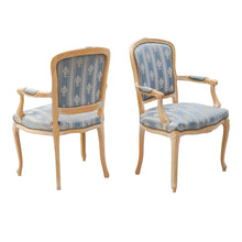 1950s Vintage Rococo Armchairs- A Pair