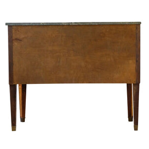 (107) Gustavian Commode (DaVinci)