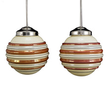 1930's pendant lights