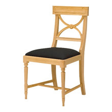 Bellman Wooden Chair - carving