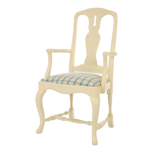 Bonde Birch Wood Armchair - detail
