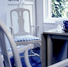 Bonde Birch Wood Armchair - in situ