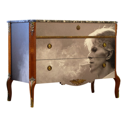 Louis XV Commode - David Bowie