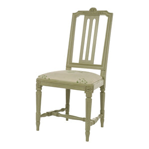 Druvan Wooden Chair - paint