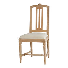 Druvan Wooden Chair - wood