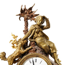 Japy Freres Mantel Clock - detail