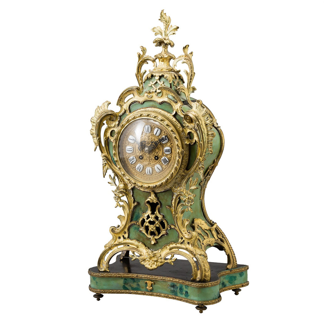 Gustav Becker Clock