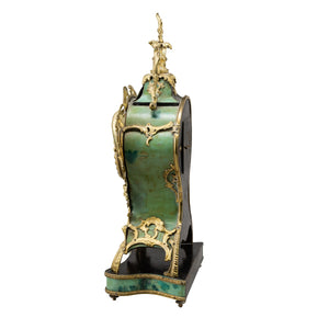 Gustav Becker Clock - side