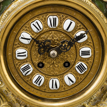 Gustav Becker Clock - face