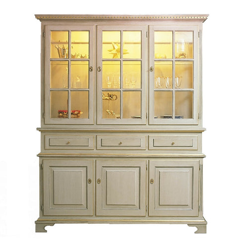 Gustav Three Door Cabinet