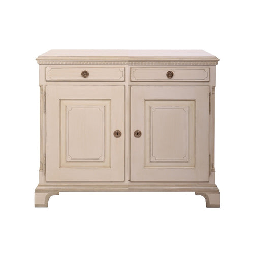 Gustavian 2 door sideboard