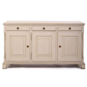 Gustavian 3 door sideboard
