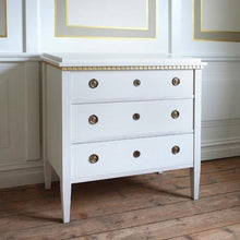 Louis Chest of Drawers - in situ