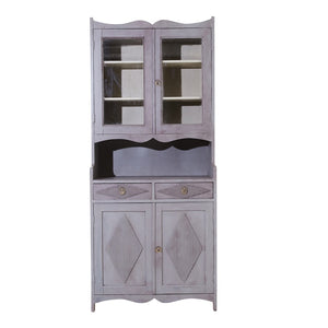 Gustavian cabinet - front