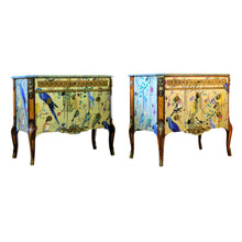 Pair of Christian Lacroix Style Commodes (DaVinci)
